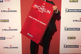 Michelin csillagok Európában 2017.