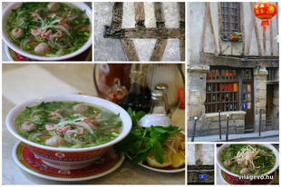 A legjobb phó Párizs legöregebb házában