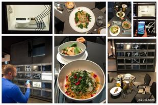 Ez a jövő étterme? Minőségi ételek, online rendelésre egy önkiszolgáló automatából