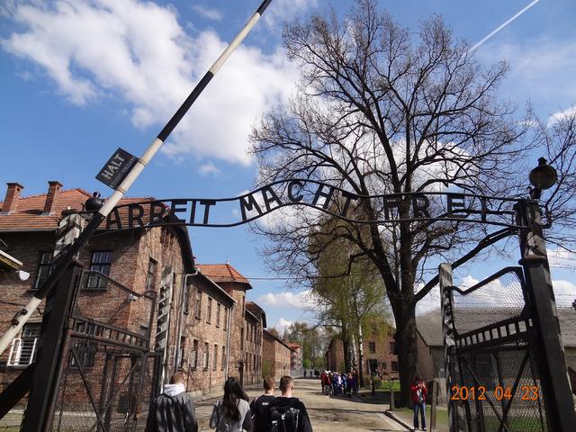 Auschwitz Birkenau (Náci német koncentrációs és kivégzőtábor) - Lengyelország