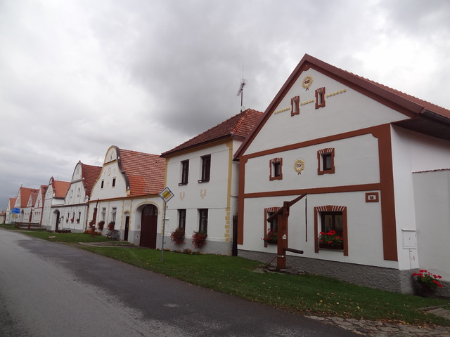 Holašovice történelmi falutelepülés - Csehország