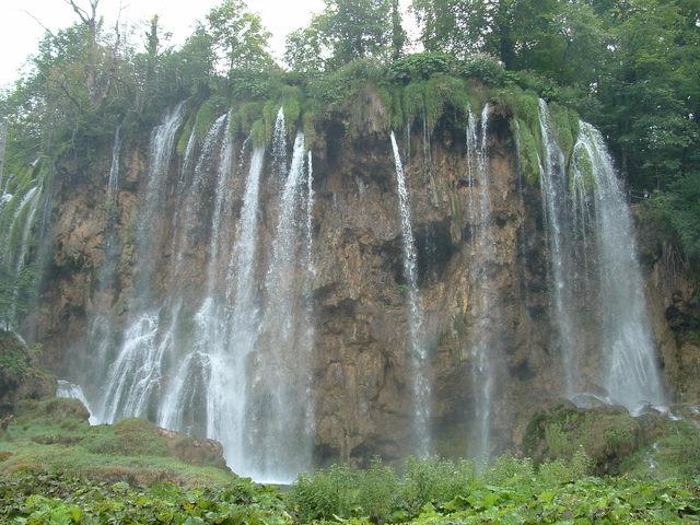 A Plitvicei Tavak Nemzeti Park - Horvátország