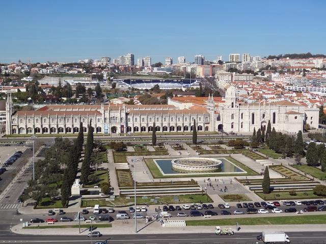 A Jeromos-rendiek kolostora és a Torre de Belém Lisszabonban - Portugália