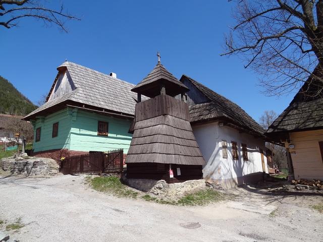 Vlkolinec - Farkasd (skanzen) - Szlovákia