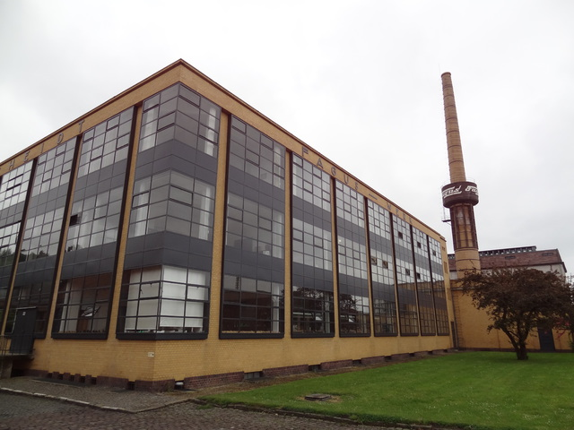 Fagus-művek Alfeldben - Németország