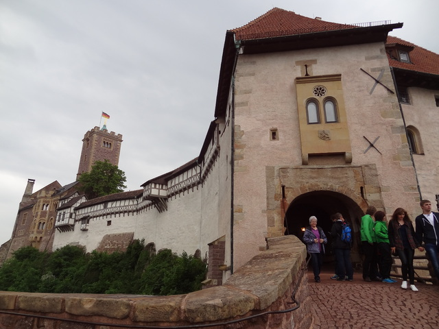 Wartburg vára - Németország
