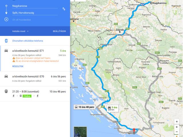 Utazási Tuti Tipp Dalmácia - Horvátország