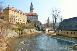 Český Krumlov óvárosa (Csehország)