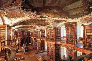 St. Gallen kolostora (Svájc)