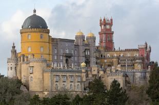 Sintra kultúrtáj (Portugália)
