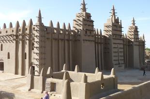 Dzsenné városai (Mali)