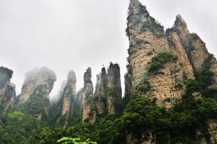 Wulingyuan Nemzeti Park (Kína)