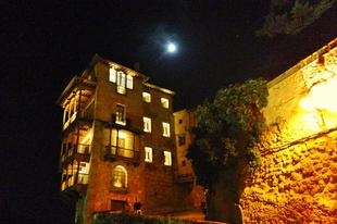 Cuenca történelmi városnegyede (Spanyolország)