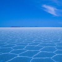 Salar de Uyuni, ahol a föld és az ég találkozik