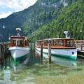 Hajókázás a smaragdzöld Königsseen