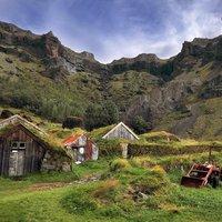 Izland természeti kincsei képekben