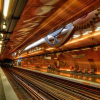 A világ 15 legszebb metróállomása