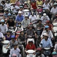 Túlélőshow a zebrán Vietnámban