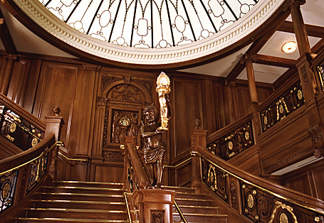 titanic grand staircase vi-#2