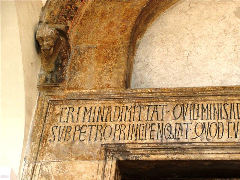 Sant'Agata de Goti San Menna bejárata.jpeg