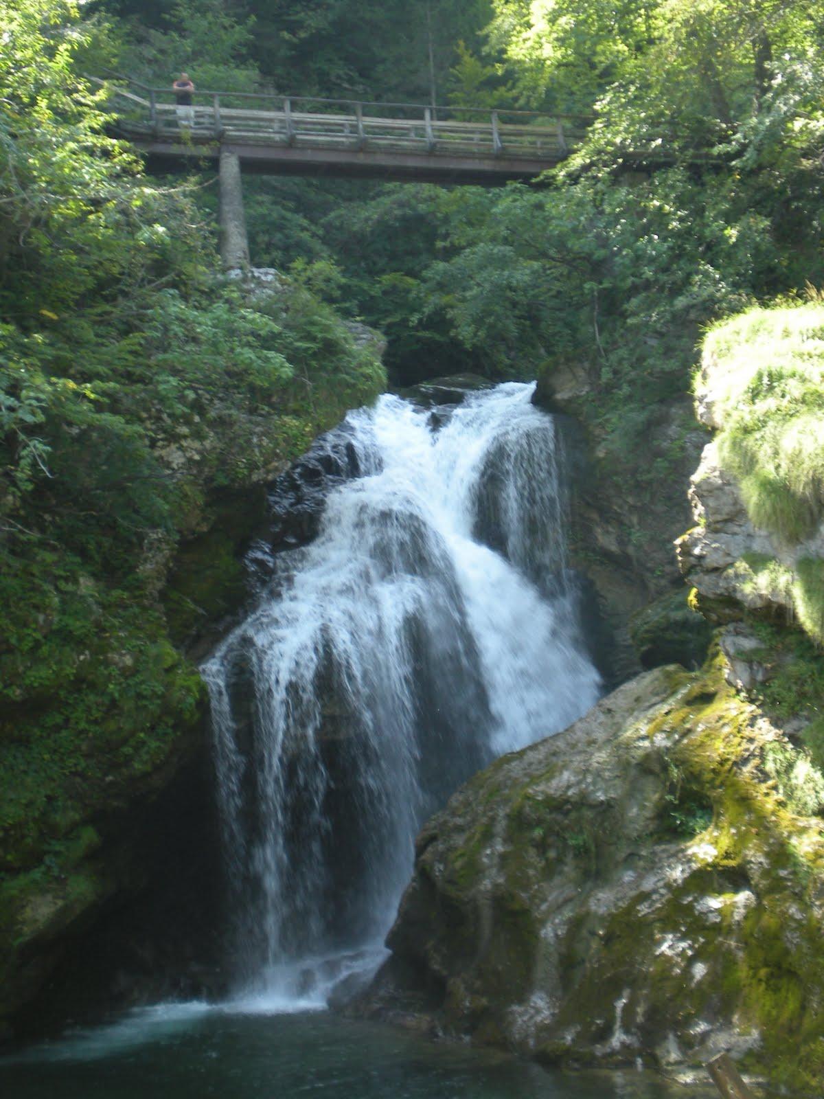 Vintgár-szurdok2 Radovna folyó.JPG