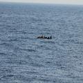 2014. április19. A tengeren, kubai menekültek