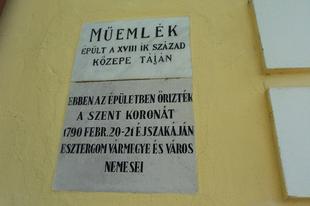 A Duna Múzeum épületének története I. - török hódoltságtól, 1700-as évekig