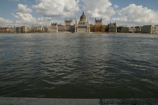 Rekord árvizeink - 2006.április / Budapest