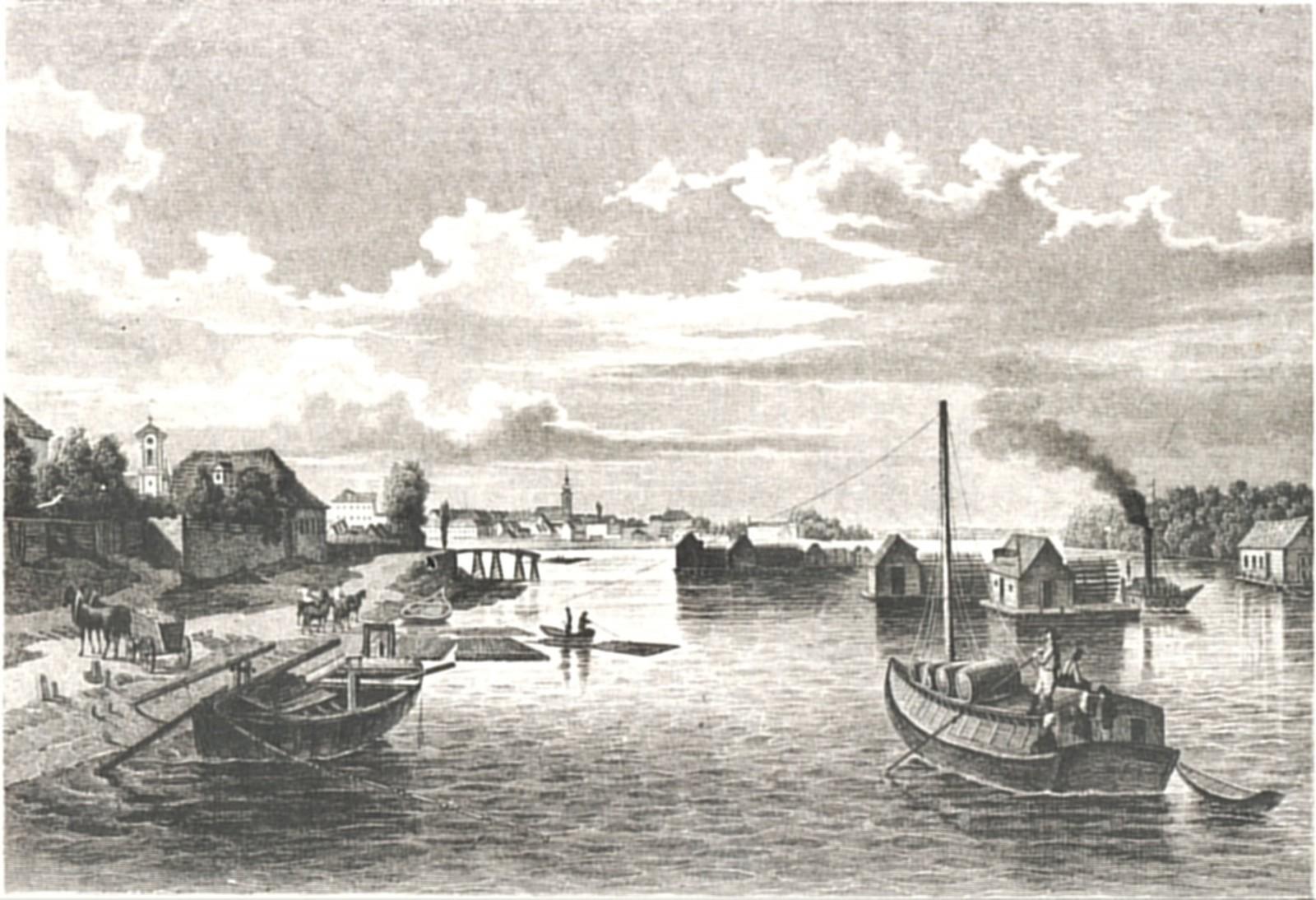 Az óbudai hajómalmok
