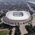 Varsó Waterfront Projekt: épül a Nemzeti Stadion