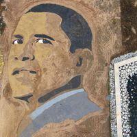 A földbe döngölték Barack Obamát