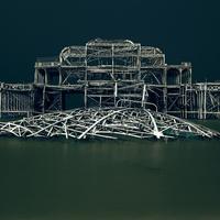 Az elpusztíthatatlan Nyugati móló (West Pier)