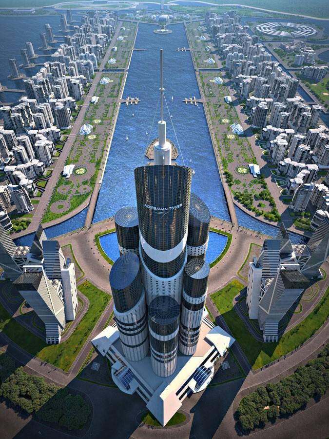 A világ legmagasabb tornya - lehetne