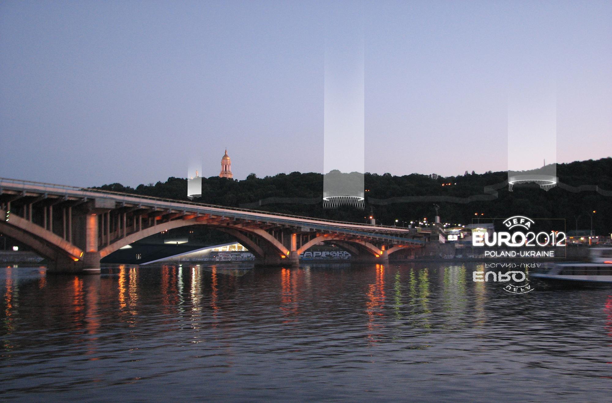 Nocturna - A kör alakú hidak a város új jelképei lehetnek