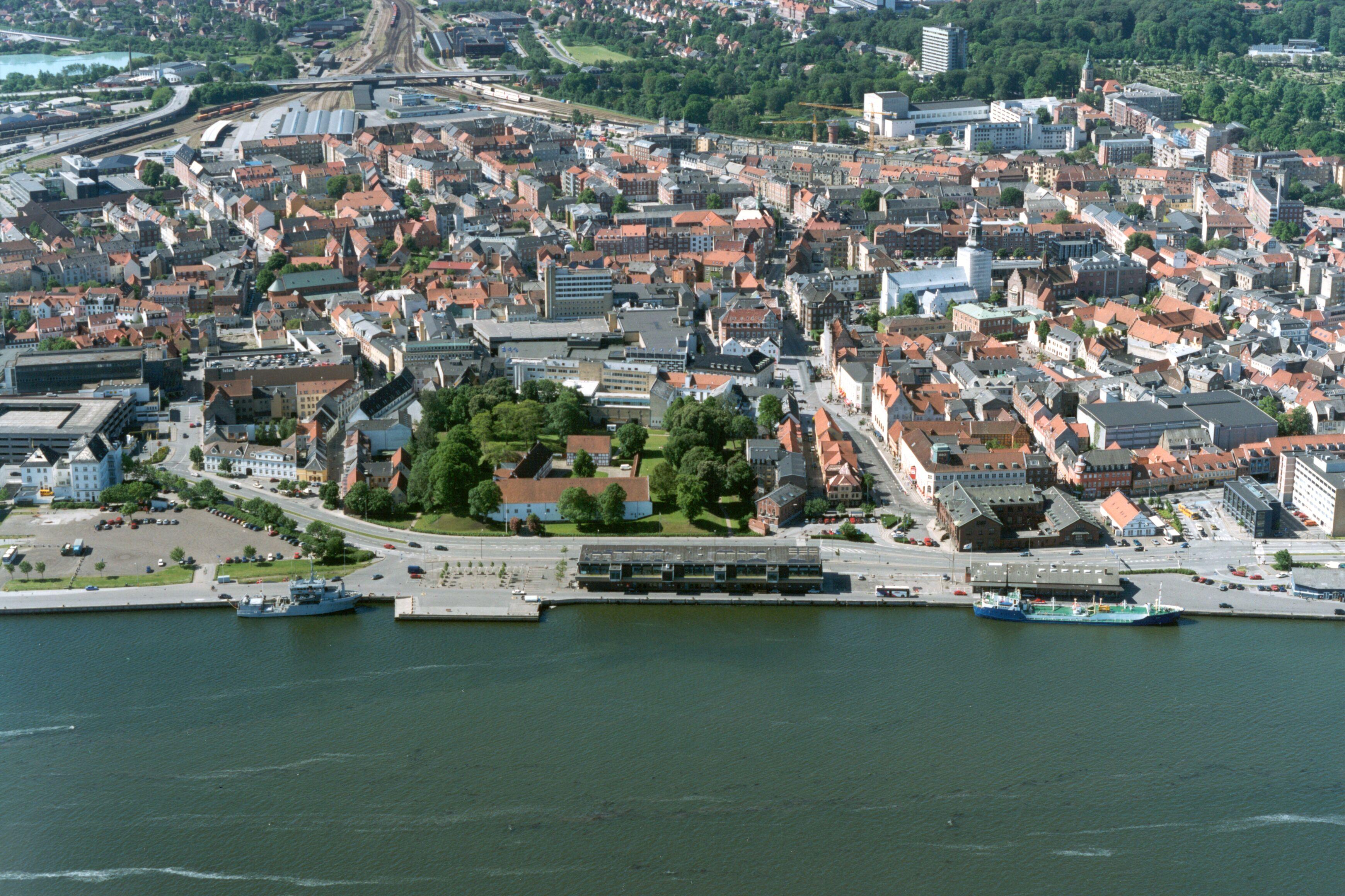 Aalborg és a víz