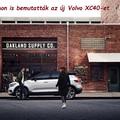 Az új XC40 megjelenésével teljessé vált a Volvo kínálata