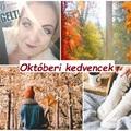 Októberi kedvencek