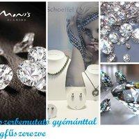 Moni's Jewelry // Ékszerbemutató gyémánttal megfűszerezve