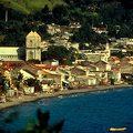 Karibi körkép: Martinique