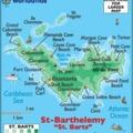 Karibi körkép: Saint Barthélemy