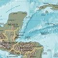Karibi körkép: Yucatán-félsziget, Mexikó