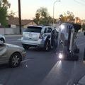 Egy önvezető Volvo XC90 balesetezett Arizonában