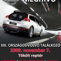Volvo találkozó 2009