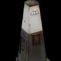 Tárcsás Védjelző H0-ás modellje II.rész