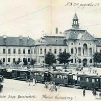 A Nagybecskerek-Zsombolya kisvasút története dióhéjban