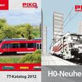 Vasútmodell-újdonságok 2012 - PIKO
