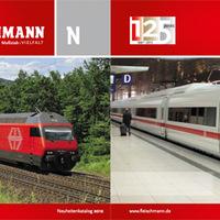 Vasútmodell-újdonságok 2012 - Fleischmann