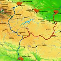 Kisvasút a Harz-hegységben I.