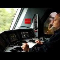 Mozdonyvezetés - már nem virtuálisan