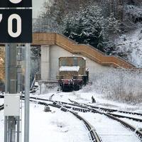 Kandó mozdony Olaszországban